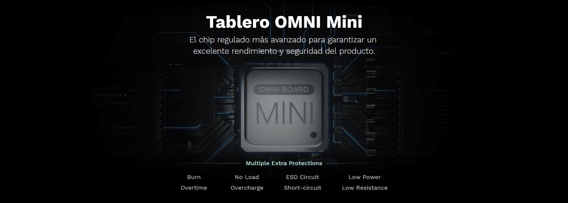 Kit Sky Solo de Vaporesso Chip Omni Mini