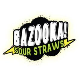 Bazooka Sour Straw