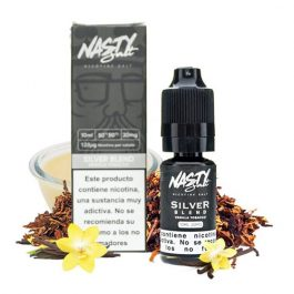 salt silver blend de nasty juice