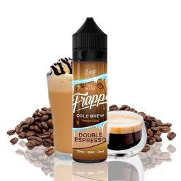 Double Espresso de Frappe Cold Brew