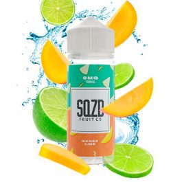 Mango Lime de SQZD Fruit Co